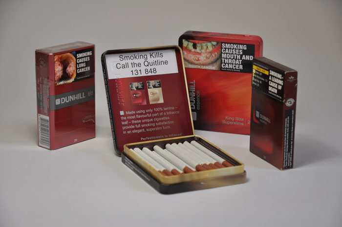 Sweden cigarettes Benson Hedges ship USA